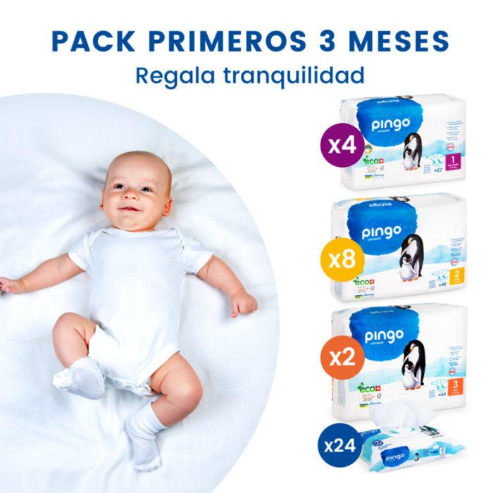 Packs de nacimiento de Pingo