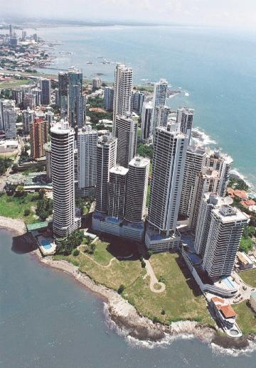 Punta Paitilla  Panama Realtor