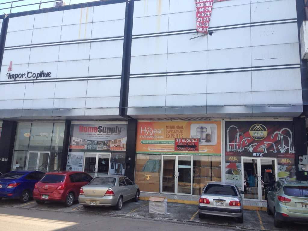 Venta de Showroom Plaza Govinda – Zona Libre
