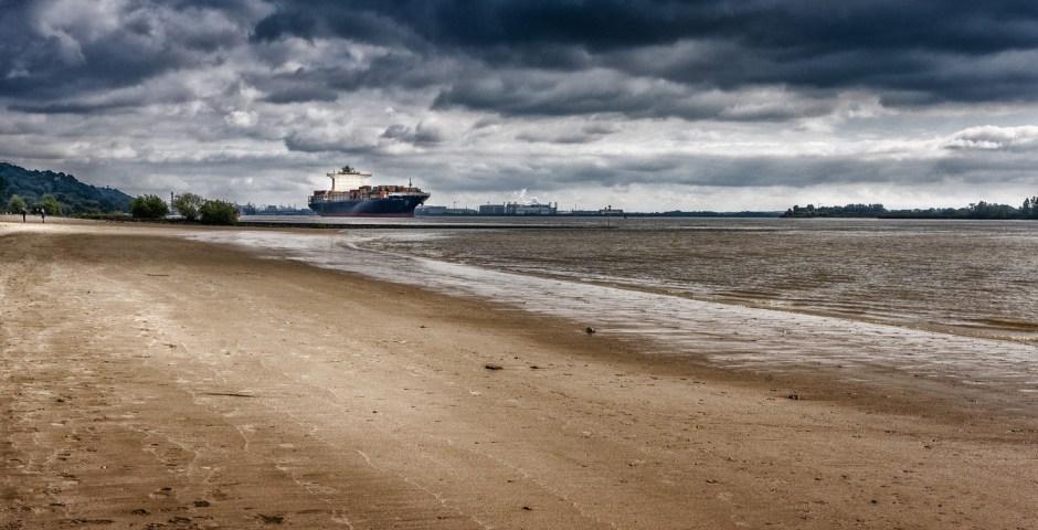 RoRo-Schiff nach Südamerika