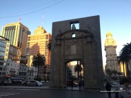 Altes Stadttor in Montevideo