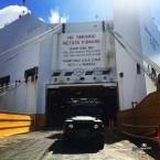 Endlich raus aus dem Schiff