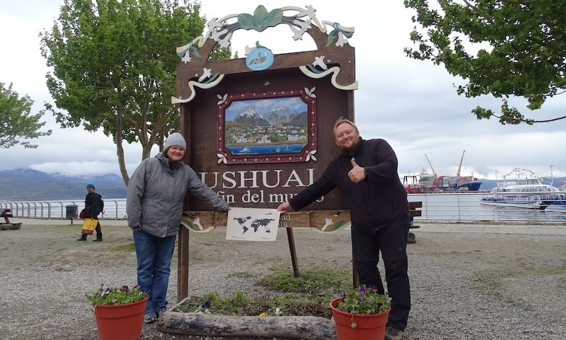 Ushuaia - End of the World