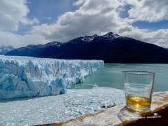 Kein Gletschereis vom Perito Moreno für den Whiskey