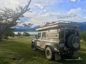 Lago Roca in Armeslänge zum Perito Moreno
