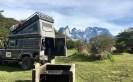 Unser Nachtlager in Torres del Paine