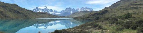 Panorama Torres del Paine
