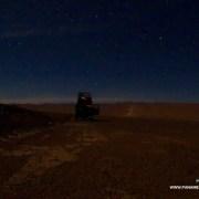 Nachts in der Atacama-Wüste