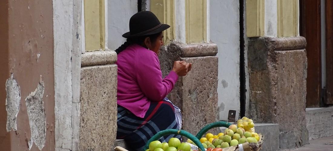 Bilderbuch Ecuador