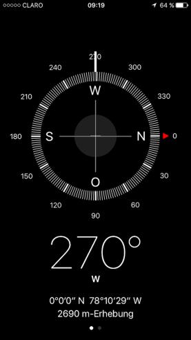 0 Grad