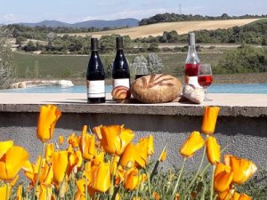 Residential baking course, Provence, France