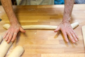 Bakers' topic, table skills part II 14
