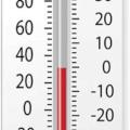 20 degree temperature threshold 1