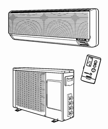 CS-MVG103KE, CU-MVG153KE Aire acondicionado Panasonic