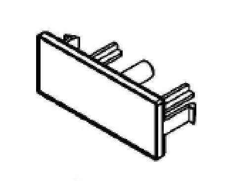 Z891PBA00SEP Boton apertura puerta para horno microondas