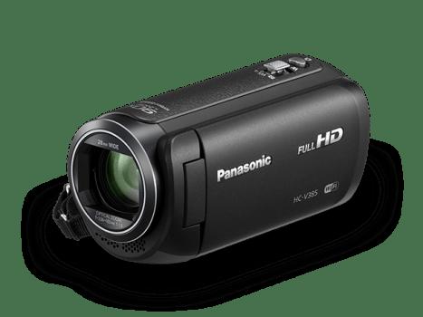 Panasonic HC-V385GW-K Consumer Camcorder: