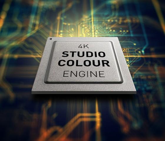 4K Studio Colour Engine