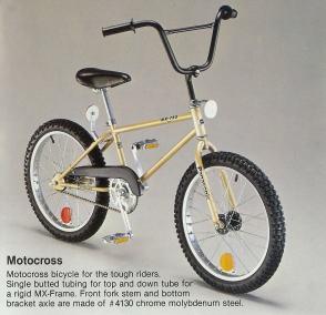 Motocross MX-750