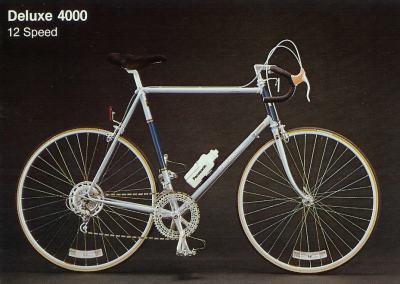 1983 Panasonic Deluxe 4000