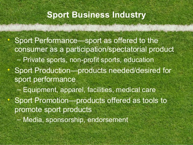 Sport&Business summit presentazione