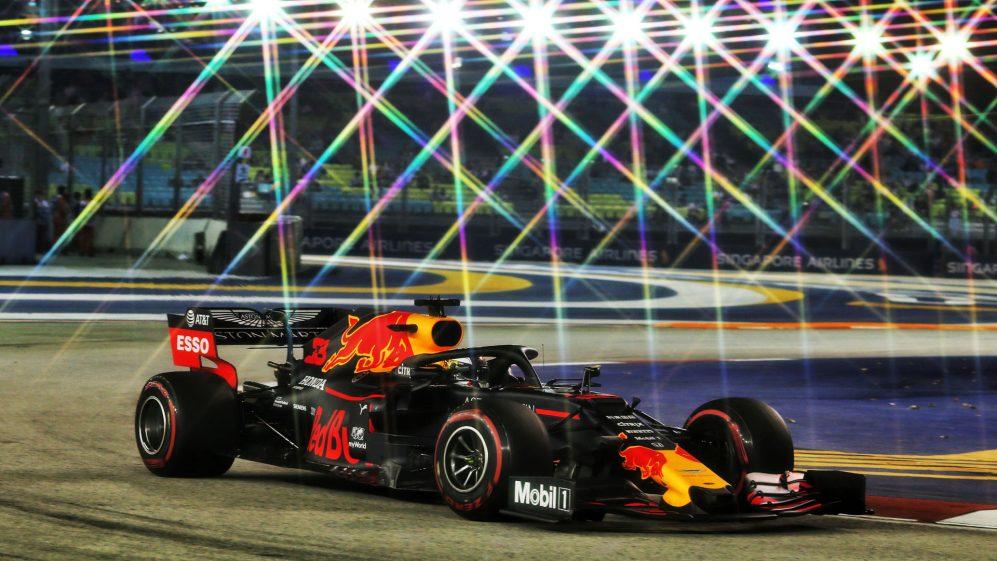 gara di f1 2019 a Singapore