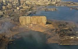 La foto del giorno: Beyrouth il disastro