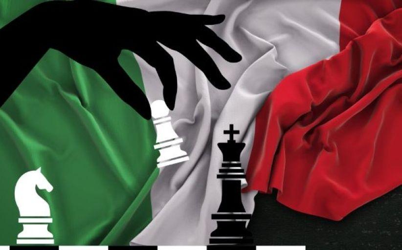 L'ITALIA SOTTO SCACCO