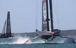 Scoprite il backstage delle barche impegnate ad Auckland nella Prada Cup, come nessuno lo ha raccontato