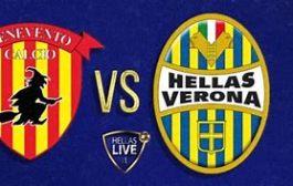 L'Hellas va e torna da Benevento con i tre punti