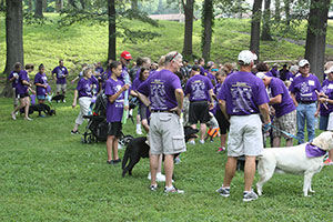 Walk with the Dogs 5K is a volunteer-hosted fundraiser and awareness event in Nashville, Ill. The 10th annual event will take place June 6, 2015.