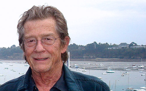John Hurt. Photo by Julienmorvan (Own work) [Public domain], via Wikimedia Commons