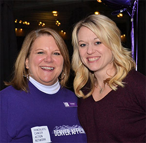 Kara and Cassie, mom and daughter dynamic duo, are changing the course of pancreatic cancer in their community through PurpleStride and beyond.