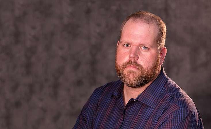 Seven-year pancreatic cancer survivor Matt Wilson