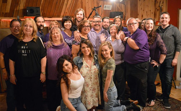 "Pancreatic cancer survivors join Erin Willett to record song, ""Hope's Alive,"" for PanCAN"