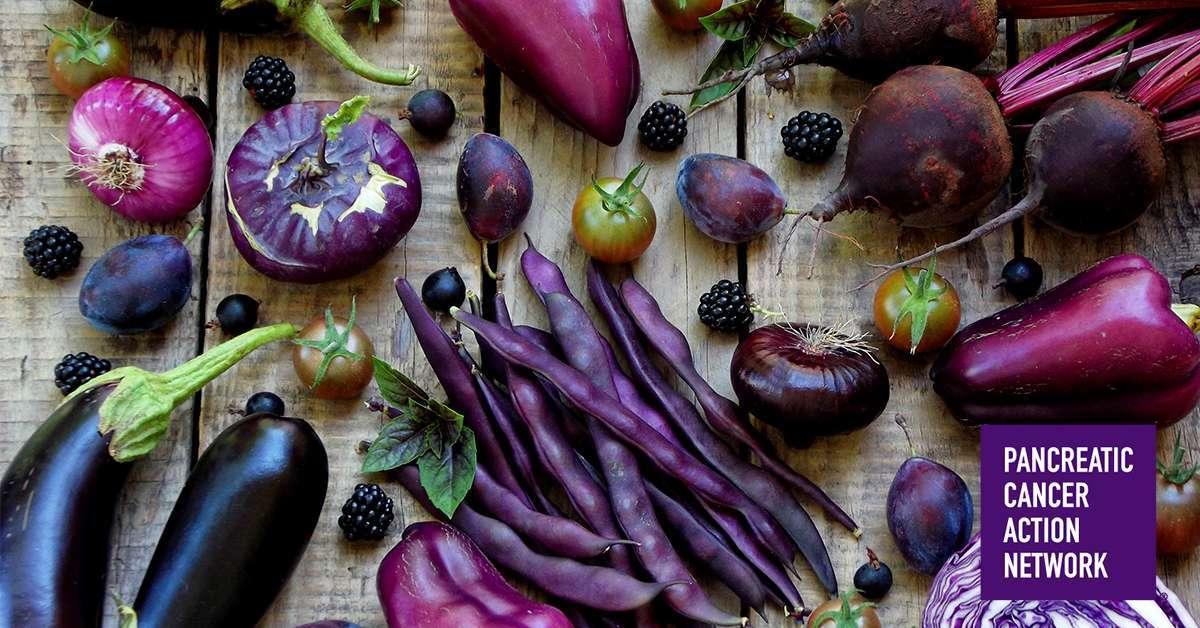 Pancreatic cancer foods,