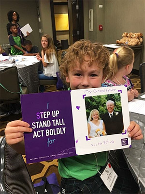 Advocacy Day is an opportunity for adults and kids to Demand Better in PanCAN's fight to improve patient outcomes.