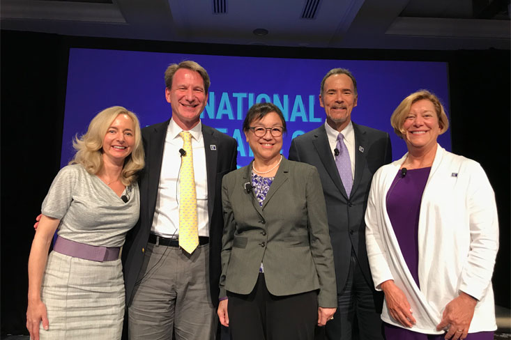 Experts from Pancreatic Cancer Action Network, National Cancer Institute, Pfizer, Mayo Clinic
