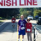 Husband and wife fighting pancreatic and renal cancer at New Jersey 5K walk