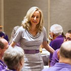 Pancreatic Cancer Action Network President and CEO Julie Fleshman