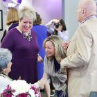PanCAN founder with president and CEO welcome supporters to 20th anniversary event