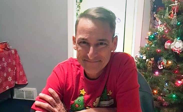 Arthur, a stage 4 pancreatic cancer survivor