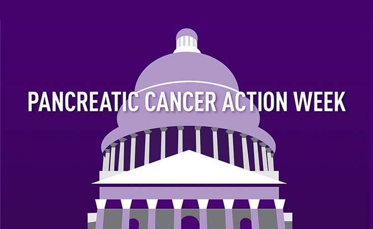 pancreatic cancer action week