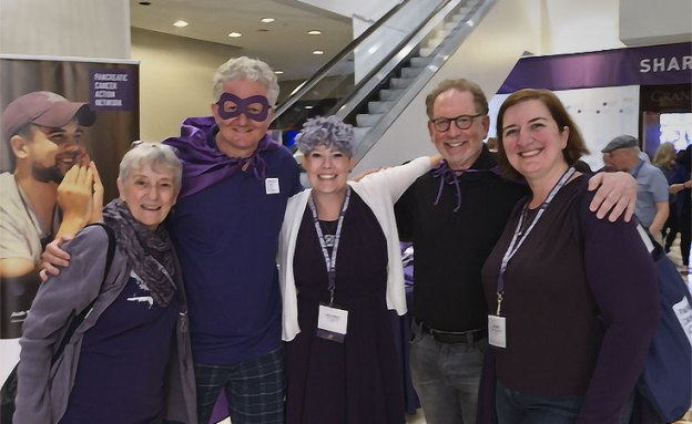 Advocates go to Capitol Hill on Pancreatic Cancer Advocacy Day with a unified message – increase funding for pancreatic cancer research.