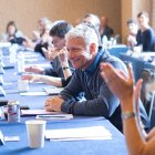 Researchers and medical advisers gather at PanCAN's annual pancreatic cancer scientific meeting