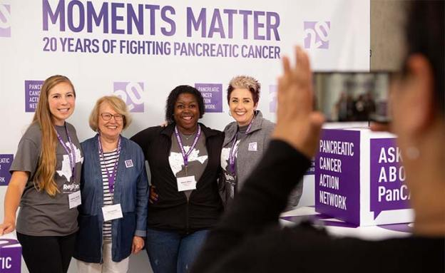 Over 200 PanCAN volunteers network at pancreatic cancer 2019 leadership training