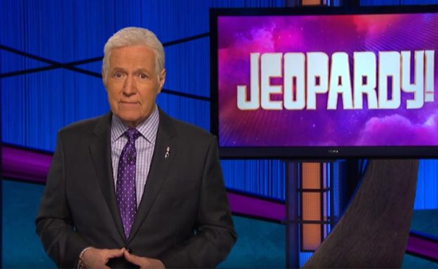 Jeopardy! host Alex Trebek appears in global PSA