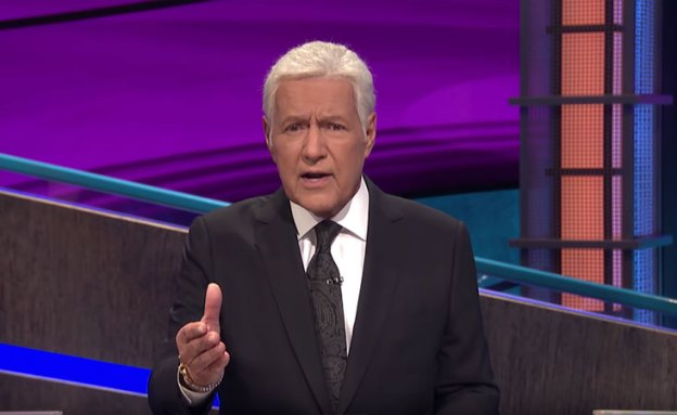 TV personality Alex Trebek provides an update one year after his pancreatic cancer diagnosis