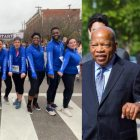 John Lewis Freedom Runners