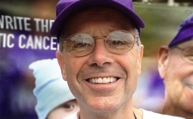 Maurice Bason raising awareness of pancreatic cancer 13 years after his own diagnosis