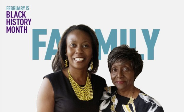African American pancreatic cancer survivor and her daughter